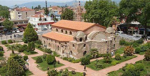 İznik Ayasofya Müzesi