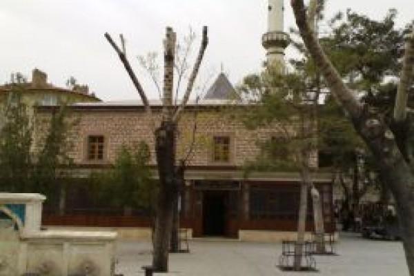 Şemsi Tebrizi Camii ve Türbesi