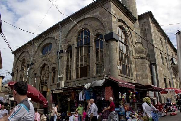 Trabzon Kemeraltı Çarşısı