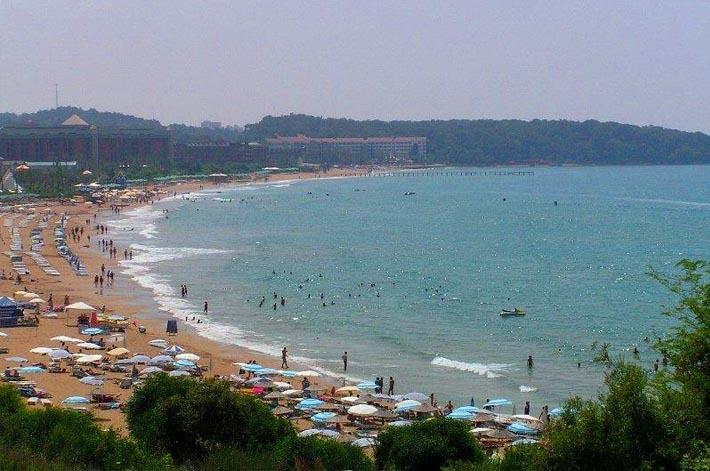sorgun plajı