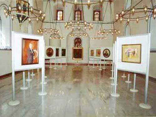 suna inan kıraç kaleiçi müzesi