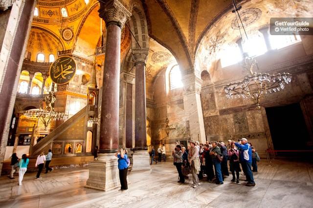İstanbul İmparatorluk ve Osmanlı Harikaları Turu