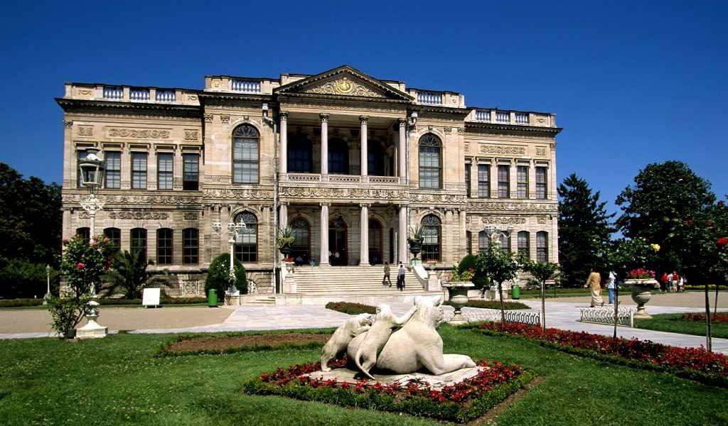 İstanbul Dolmabahçe Sarayı Turu