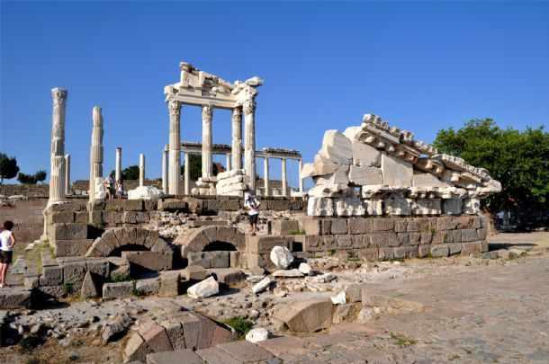 İzmir Pergamon ve Asklepion Turu