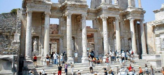 Efes Harabeleri Tam Gün Turu