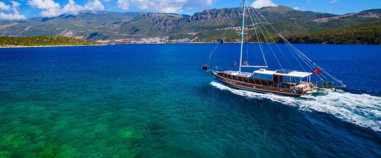 Kaş Akdeniz Tekne Turları