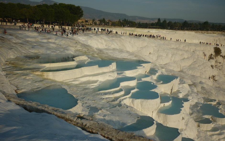 Pamukkale (Hierapolis) Turu