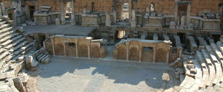 Pamukkale ve Hierapolis Turu
