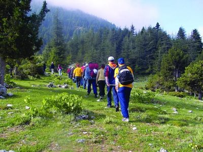 trekking-kazdagi